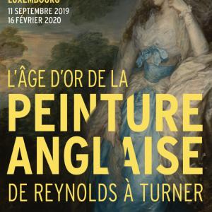 L'ÂGE D'OR DE LA PEINTURE ANGLAISE-de Reynolds à Turner