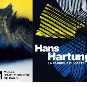 HANS HARTUNG – « La Fabrique du Geste »