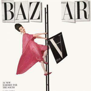 HARPER'S BAZAAR 1er Magazine de mode