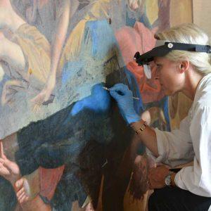 CONFÉRENCE : DEUX EXPÉRIENCES de RESTAURATION d'ŒUVRES d'ART au BOUT du MONDE