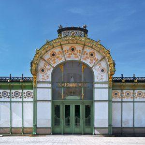 OTTO WAGNER – Maître de l'Art Nouveau Viennois